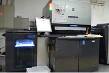 惠普数码印刷机
